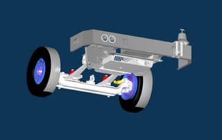 bumper, 3D