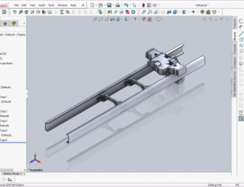 CLIK-Layout Optimizer integrates with SolidWorks®
