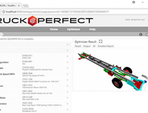TruckPerfect now supports 3D search